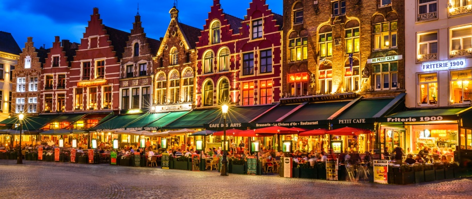 Explore the varied scenery and cities of Europe