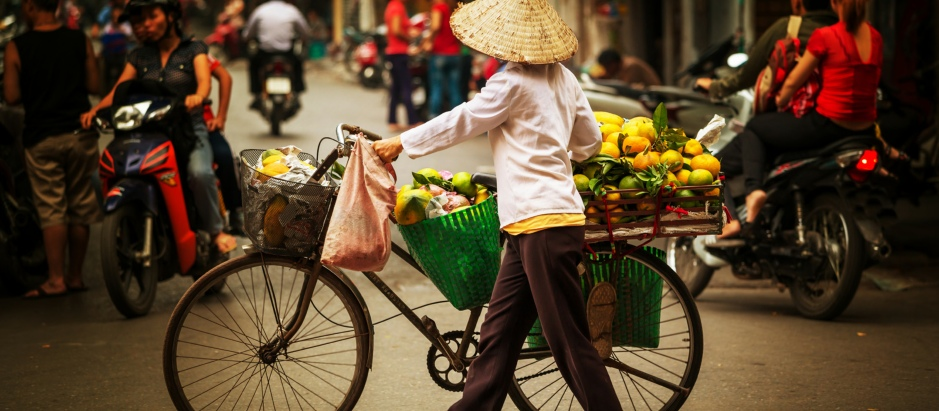 Explore Asia and discover beautiful countries like Vietnam