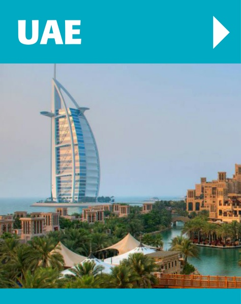 Click for holiday destinations in the United Arab Emirates UAE