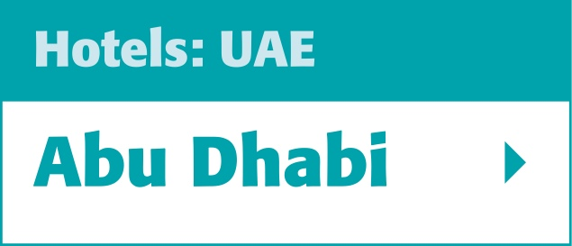 Explore our range of hotels in the UAE region of Abu Dhabi